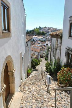 Castelo de Vide, Portalegre, Alentejo, Portugal.