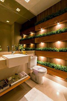 35 Most Popular Transitional Bathroom Furniture And Tiles Decorating Ideas - 1 Decorate Washroom Design, Bathroom Interior Design, Home Interior, Bathroom Spa, Modern Bathroom, Toilette Design, Deco Cool, Rustic Shower, Transitional Bathroom
