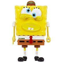 SpongeBob Squarepants Poseable Pal Playset Switch Em Up by Jakks Pacific & Flying Colors. $25.00. Ages 4 & up. Over 1000 combinations!. Body is soft and squishy!. Mix & match 15 pieces!. SpongeBob Square Pants Switch Em Up. Make over a thousand SpongeBob poses with this SpongeBob Poseable Pal. SpongeBobs soft and squishy body allows you to mix and match the included pieces to create new looks for SpongeBob. SpongeBob Square Pants Switch Em Up includes:3 Sets of Eyes2 Mo...