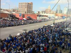 KC celebrates Royals with parade, rally   Latest News - Home