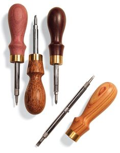 4-in-1 Screwdriver - The Woodworker's Shop - American Woodworker