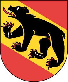 Bern (canton) - Wappen - Armoiries - coat of arms - crest of Bern (canton)
