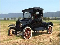 "Ford Model ""T"" will always think of riding around with my grandpa in his"