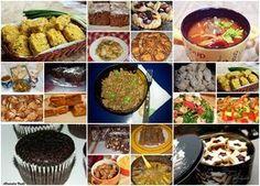 Retete simple de post este o colectie de peste 150 de retete de aperitiv, gustare, ciorbe, fel principal, salate si chiar deserturi.