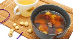 American Ginseng and Chinese Dates Tea