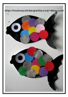 """Résultat de recherche d'images pour """"idee creation poisson d'avril"""""""
