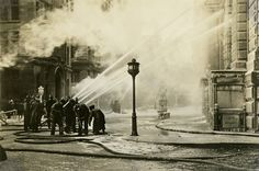 33 Best Conflagration! images | Historical society, New york