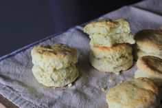 Rosemary Orange Cream Biscuits by Erika-SouthernSouffle,