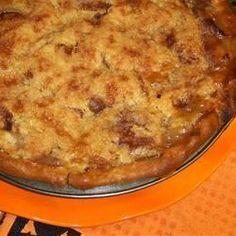 Dutch Apple Pie - Allrecipes.com