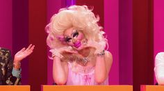 • Step into the dollhouse with Trixie Mattel!