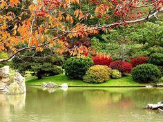 Landscaping classifieds: a.d garden services - United Kingdom fre St Louis Botanical Garden, Missouri Botanical Garden, Botanical Gardens, Lake Garden, Garden Cart, Garden Bed, Public Garden, Outdoor Landscaping, Vacation Spots