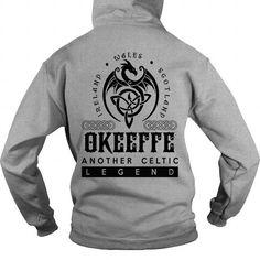 I Love OKEEFFE T shirts