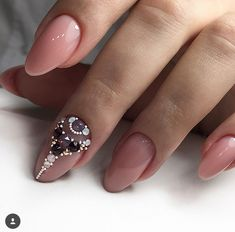 In search for some nail styles and some ideas for your nails? Here is our set of must-try coffin acrylic nails for trendy women. Swarovski Nails, Crystal Nails, Rhinestone Nails, Bling Nails, Swag Nails, Gel Nail Art, Nail Manicure, Diy Nails, Nail Polish