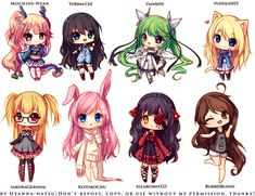 Yay Yay Cute Tiny Chibi Gifts Prizes Trade To Lovely