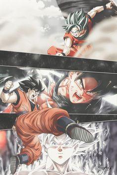 Dragon Ball Z, Dragon Ball Image, Girls Anime, Fanart, Z Arts, Son Goku, Animes Wallpapers, Illustrations, Vampires