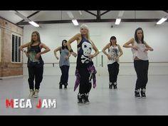 'Turn Up The Music' Chris Brown choreography by Jasmine Meakin (Mega Jam) - YouTube