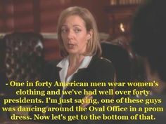 13 Times When C.J. Cregg Was Totally Right