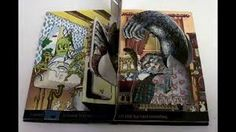 Stop motion Pop-up book, Haunted House by Jan Pienkowski Old Book Pages, Old Books, Ghost Stories, Stop Motion, Free Books, Pop Up, Childrens Books, Museum, Projects