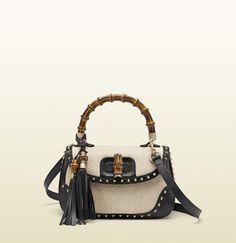 Gucci - new bamboo top handle bag 254884KGOHG8998