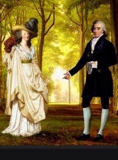 Conférence Marie-Antoinette et Fersen, un inoubliable amour