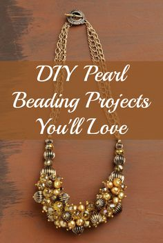 Pearl Beading 6 Free Handmade Pearl Jewelry Designs and Expert