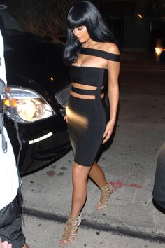 kyliefashionstyle: Kylie Jenner night out in LA (Aug. 30)