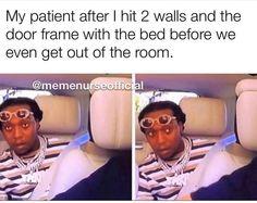 - Nursing Meme - The post appeared first on Gag Dad. Icu Nursing, Nursing Memes, Nursing Quotes, Nursing School Humor, Funny Nursing, Work Memes, Work Humor, Work Funnies, Work Quotes