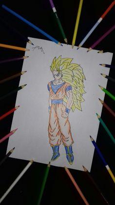 Dragon Ball Z Goku sj3