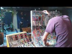 Colin Benders - Reunion - #Eurorack Jamsession - YouTube