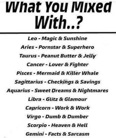 Horoscope Memes & Quotes Horoscope Memes, Zodiac Memes, Zodiac Funny, Zodiac Posts, Horoscope Signs, Zodiac Quotes, Astrology Signs, Zodiac Horoscope, Zodiac Signs Gemini
