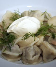 Siberian Pelmeni Recipe