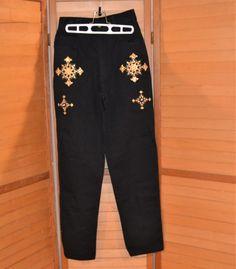 Vintage Pants, Vintage Dresses, Vintage Closet, Vintage Butterfly, Rhinestones, Beautiful Dresses, Ready To Wear, Belt