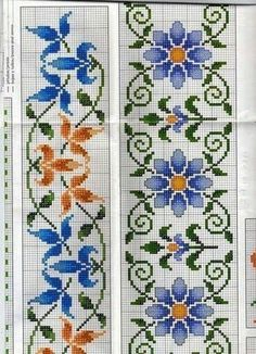 Thrilling Designing Your Own Cross Stitch Embroidery Patterns Ideas. Exhilarating Designing Your Own Cross Stitch Embroidery Patterns Ideas. Cross Stitch Borders, Cross Stitch Rose, Cross Stitch Flowers, Cross Stitch Designs, Cross Stitching, Cross Stitch Embroidery, Embroidery Patterns, Cross Stitch Patterns, Paper Embroidery
