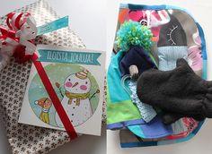 DIY-joululahjoja vauvalle