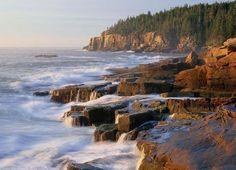acadia, maine   Acadia National Park , Maine