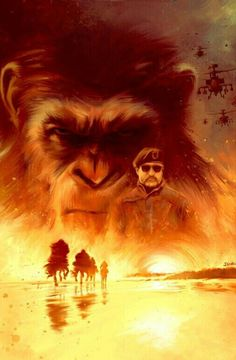 Dawn of The Planet of the Apes.