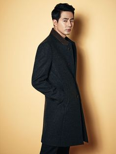 Jo In Sung's Well-Rounded Fashion For PARKLAND's F/W 2013 Lookbook : Couch Kimchi