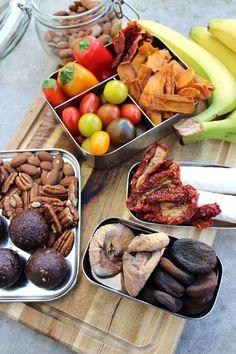 Clean Eating: Gesunde Snacks für unterwegs