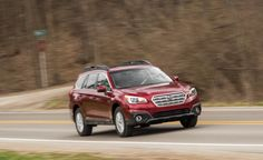 On the Wagon: 2016 Subaru Outback Review - Photo Gallery of Quick-Take Review from Car and Driver - Car Images - Car and Driver