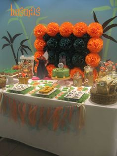 Brave/ Merida Birthday Party Ideas | Photo 23 of 28