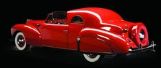 1940 Lincoln Zephyr (Frank Lloyd Wright)