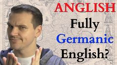"Anglish - What if English Were 100% Germanic? Here's a little video about a something that caught my interest recently: Anglish, a new ""pure"" Germanic variety of English with all of its non-Germanic vocabulary removed and replaced by Germanic words. Anglish isn't a big movement as far as I know, but it's interesting! Learn more about it at http://anglish.wikia.com"