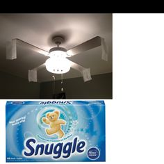 Makes ur house smell super clean and fresh real fast!