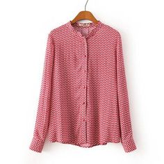 Woman Blouses New Spring Summer Autumn Women Tops Cheap Clothing China Chiffon Full Fashion Shirts Blusas Femininas