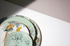 LUXURY PORCELAIN COLLECTION BY HERMÉS - CARNETS D' ÉQUATEUR | home decor, tablewear