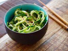 Recept voor simpel maar toch heerlijke Aziatische komkommersalade