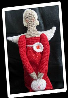 Lots of beautiful crochet Tilda1 <3