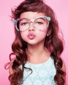 So cute! Model Sofia Turenko (@sofia_turenko) photographed by Yana Chuvalova (@yanachuvalova). Hair and Makeup: @yuliapetrova.makeup.