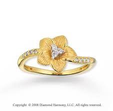 Image result for diamond flower ring
