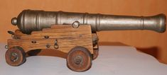 Английская корабельная пушка середины ХVIIIвека.